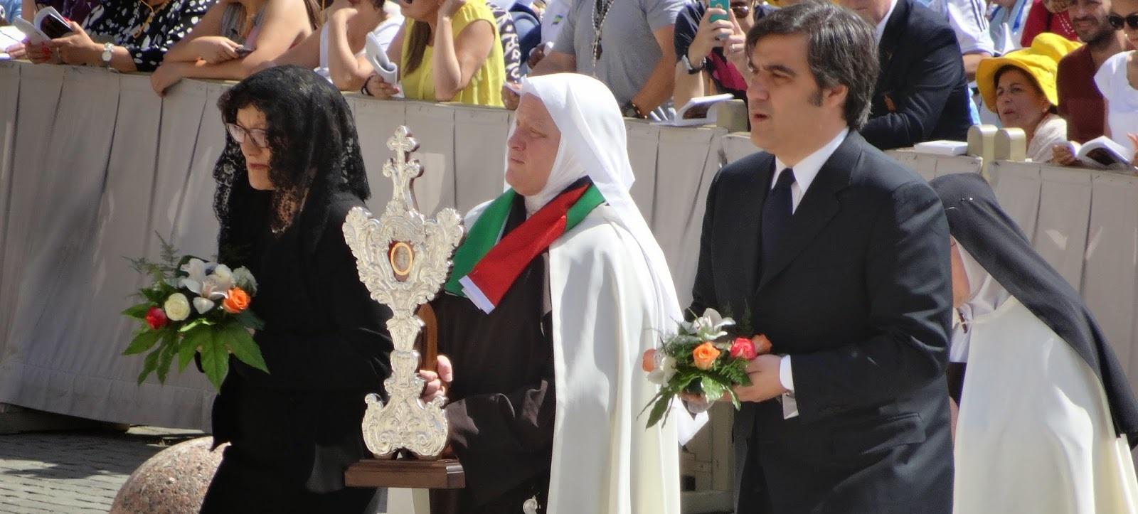 Dos monjas árabes de Palestina son canonizadas por el papa Francisco