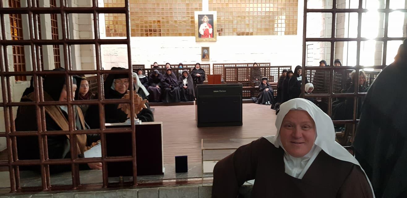 Visita a Convento Carmelita