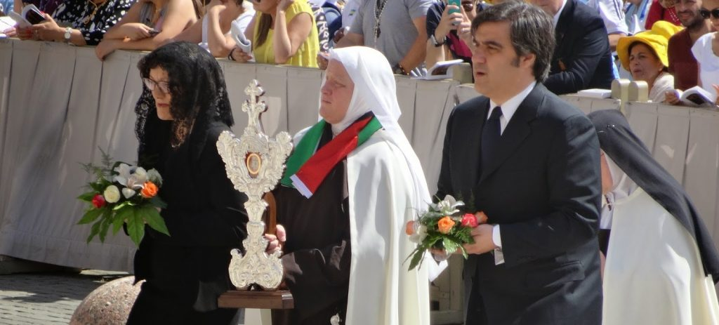 Two Arab Nuns From Palestine Are Canonized by Pope Francis